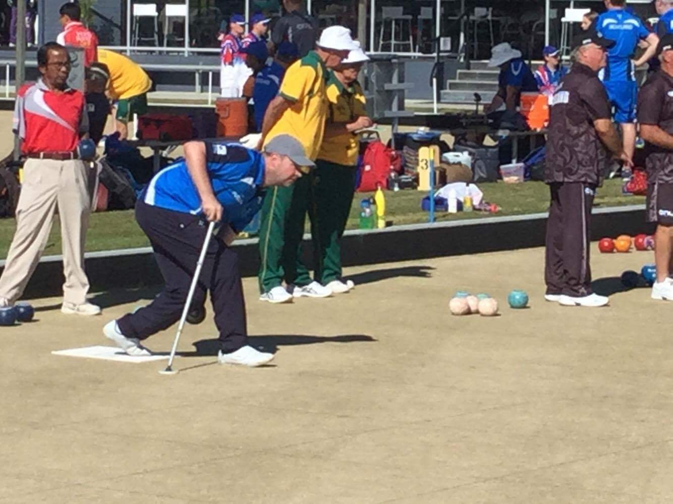 8 Nations Para Bowls Event - Day 2 Results