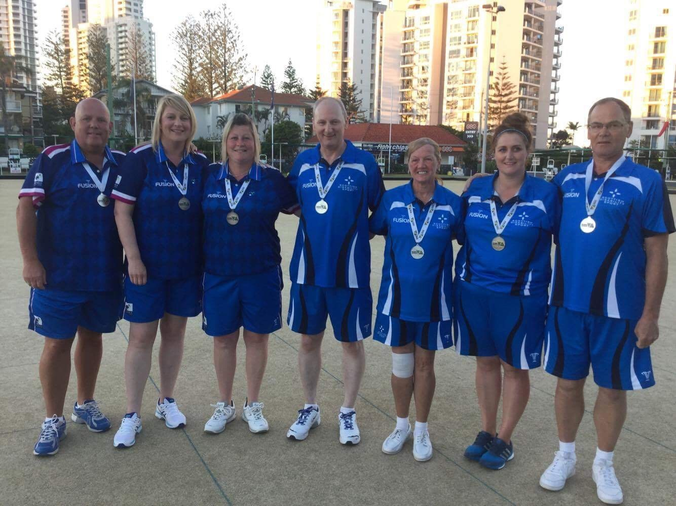 Final Results - Gold Coast 8 Nations & Para Sport Event