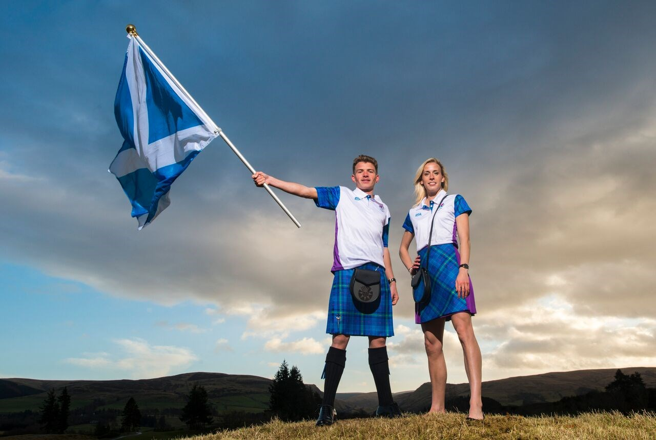 Team Scotland to step out in style at next year's Commonwealth Games