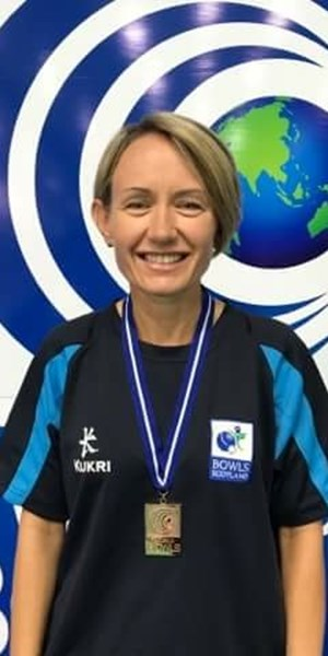 Kay Moran take bronze at World Cup