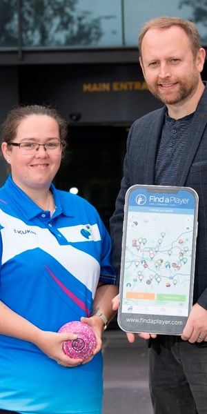Bowls Scotland supports app
