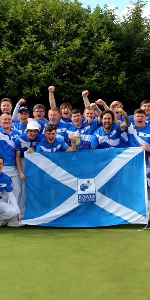 Scotland successfully defend BIBC Junior title