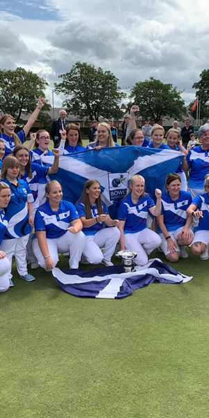 Scotland Win BIWBC Junior Internationals