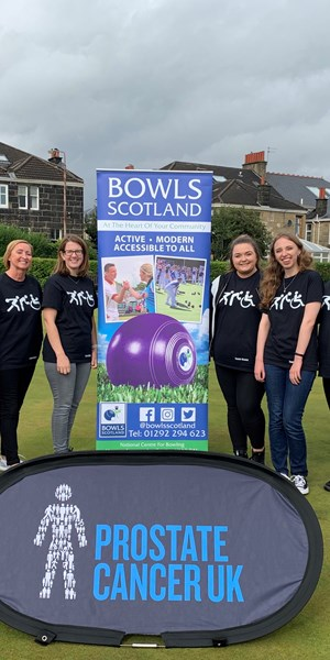 Prostate Cancer UK Try Bowls Day