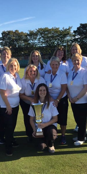 Allsorts win Ladies National Top 10