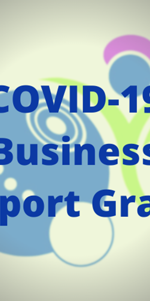 Business Support Grant Update