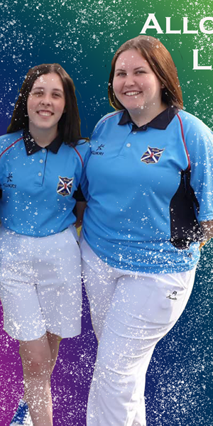 Player Profile - Alloa East End BC Ladies Fours