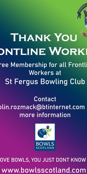 St Fergus BC - Thank You Frontline Workers campaign